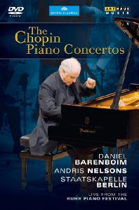 PIANO CONCERTOS/ DANIEL BARENBOIM, <!HS>ANDRIS<!HE> NELSONS