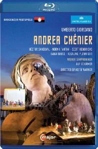 ANDREA CHENIER/ ULF SCHIRMER [블루레이 전용플레이어 사용]