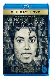 마이클 잭슨: 라이프 오브 언 아이콘 [BD+DVD] [MICHAEL JACKSON: THE LIFE OF AN ICON COMBO] [15년 1월 유니버설 실화영화 프로모션]