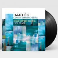 CONCERTO FOR ORCHESTRA, PIANO CONCERTO NO.3 [바르톡: 오케스트라를 위한 협주곡, 피아노협주곡 3번] [180G LP]
