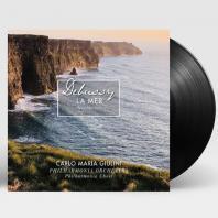 LA MER, NOCTURNES/ CARLO MARIA GIULINI [드뷔시: 바다, 녹턴] [180G LP]