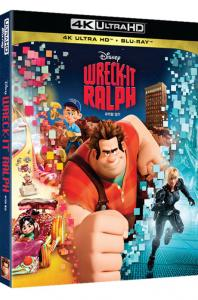 주먹왕 랄프 [4K UHD+BD] [WRECK-IT RALPH]