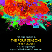 THE FOUR SEASONS AFTER VIVALDI/ LARS ULRIK MORTENSEN [라스무센: 비발디 이후의 사계]