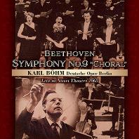 """SYMPHONY NO.9 """"CHORAL""""/ KARL BOHM [베토벤: 교향곡 9번 <합창>  칼 뵘]"""