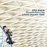 COMPLETE PIANO TRIOS/ LINOS PIANO TRIO [CPE 바흐: 피아노 트리오 전곡 - 리노스 피아노 트리오]