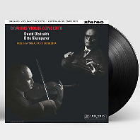 VIOLIN CONCERTO/ DAVID OISTRAKH, OTTO KLEMPERER [브람스: 바이올린 협주곡 - 오이스트라흐, 클렘퍼러] [LP]