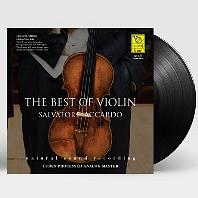 THE BEST OF VIOLIN [베스트 오브 바이올린 - 살바토레 아카르도] [180G LP]