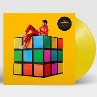 COLOUR VISION [180G YELLOW LP]