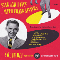 SING AND DANCE WITH FRANK [SACD HYBRID]