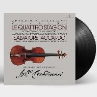 THE FOUR SEASONS/ SALVATORE ACCARDO [비발디: 사계 & 바이올린협주곡 - 살바토레 아카르도] [180G LP]