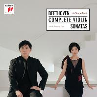 COMPLETE VIOLIN SONATAS/ JU-YOUNG BAEK, JINSANG LEE [베토벤: 바이올린 소나타 전곡 - 백주영, 이진상]
