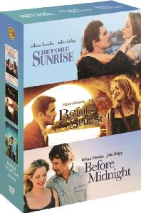 비포 콜렉션 [한정판] [BEFORE SUNRISE+SUNSET+MIDNIGHT]