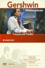 MASTERPIECES/ FRANCOIS-JOEL THIOLLIER [DVD+CD] [거쉰: 피아노작품집]