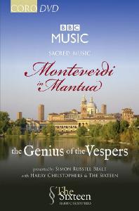 MONTEVERDI IN MANTUA: THE GENIUS OF THE VESPERS/ THE SIXTEEN, HARRY CHRISTOPHERS [몬테베르디: 성모 마리아의 저녁기도 1610 - BBC 음악 다큐멘터리]