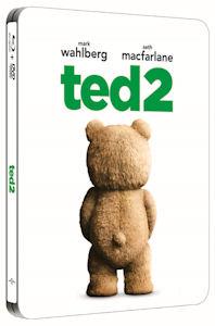 19곰 테드 2: BACK VER [스틸북 한정판] [TED 2]