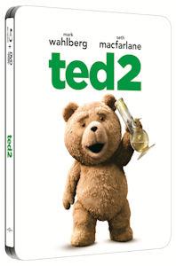 19곰 테드 2 [스틸북 한정판] [TED 2]