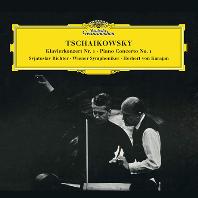 PETER ILYICH TCHAIKOVSKY - PIANO CONCERTO NO.1/ SVIATOSLAV RICHTER  HERBERT VON KARAJAN [DIGIPACK]
