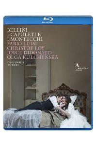 CAPULETI E MONTECCHI/ FABIO LUISI [벨리니: 캐퓰릿가와 몬태그가] [한글자막]