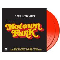 MOTOWN FUNK [2017 RSD LIMITED EDITION] [RED CLEAR LP]