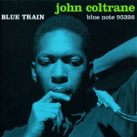 JOHN COLTRANE - BLUE TRAIN [RVG EDITON]
