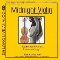 MIDNIGHT VIOLIN [SILVER ALLOY LIMITED] [이자벨 반 코일렌: 바이올린 크로스오버]