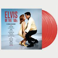 ELVIS IN THE 60S [180G RED LP]