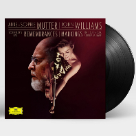 "REMEMBRANCES, MARKINGS/ ANNE-SOPHIE MUTTER [존 윌리엄스: 리멤버런스, 마킹 - 무터] [10"" 45RPM SINGLE LP]"