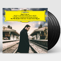 PIANO COCNERTOS & TRANSCRIPTIONS/ DANIIL TRIFONOV, YANNICK NEZET-SEGUIN [라흐마니노프: 피아노 협주곡 전집 - 트리포노프, 세겡] [한정반] [LP]