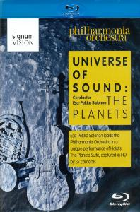 UNIVERSE OF SOUND: THE PLANETS/ <!HS>ESA-PEKKA<!HE> SALONEN [홀스트 행성: 에사 페카 살로넨]
