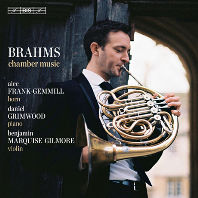 CHAMBER MUSIC/ ALEC FRANK-GEMMILL [SACD HYBRID] [브람스: 첼로 소나타 1번(호른버전), 호른 삼중주 - 알렉 프랑크 겜밀]