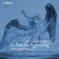 SCHWANENGESANG/ CAN CAKMUR [SACD HYBRID] [슈베르트: 백조의 노래(리스트 편곡) & 리스트: 4개의 잊혀진 왈츠 - 장 자크무르]