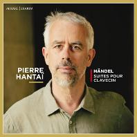 SUITES POUR CLAVECIN/ PIERRE HANTAI [헨델: 쳄발로 모음곡 - 피에르 앙타이]