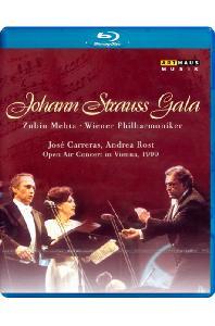 JOHANN <!HS>STRAUSS<!HE> GALA: OPEN AIR CONCERT IN VIENNA 1999/ ZUBIN MEHTA [요한 슈트라우스: 갈라 콘서트]