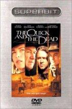 퀵 앤 데드: 슈퍼비트 [THE QUICK AND THE DEAD] [13년 3월 소니 장고 분노의 추적자 개봉기념 할인행사] DVD