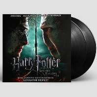 HARRY POTTER AND THE DEATHLY HALLOWS PART 2 [180G LP] [해리포터와 죽음의 성물 2부]