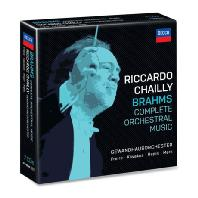 COMPLETE ORCHESTRAL MUSIC/ RICCARDO CHAILLY [브람스: 관현악 작품 전집]