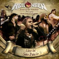 KEEPER OF THE SEVEN KEYS: THE LEGACY [WORLD TOUR 2005,2006: LIVE IN SAO PAULO]