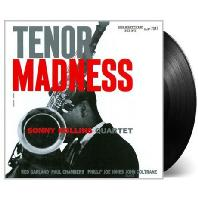TENOR MADNESS [LP]