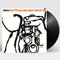 COOKIN' WITH MILES DAVIS QUINTET [LP]