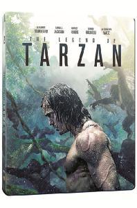 (스틸)레전드 오브 타잔 3D+2D [스틸북 한정판] [THE LEGEND OF TARZAN]