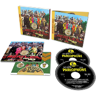SGT. PEPPER`S LONELY HEARTS CLUB BAND: ANNIVERSARY EDITION [DELUXE]