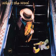 WHAT`S THE WORD [JAZZ MASTERPIECE VOL.8]