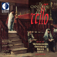 THE CANTORIAL VOICE CELLO/ COENRAAD BLOEMENDAL [SACD HYBRID] [쿤라드 블루멘달: 첼로의 성가]