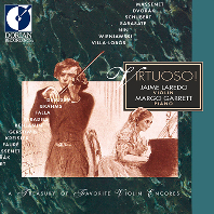 VIRTUOSO: A TREASURY OF FAVOURITE VIOLINE ENCORES/ MARGO GARRETT [SACD HYBRID] [하이메 라레도: 바이올린 소품집]