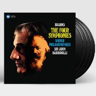 THE FOUR SYMPHONIES/ JOHN BARBIROLLI [브람스: 교향곡 전곡] [LP]
