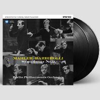 SYMPHONY NO.9/ JOHN BARBIROLLI [말러: 교향곡 9번 - 바비롤리] [LP]