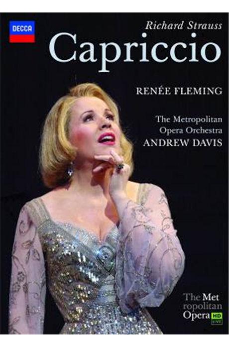 CAPRICCIO/ RENEE FLEMING, ANDREW DAVIS [R.슈트라우스 카프리치오: 르네 플레밍]