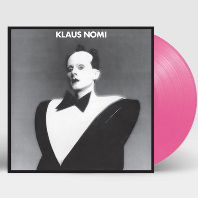 KLAUS NOMI [HOT PINK LP] [한정반]
