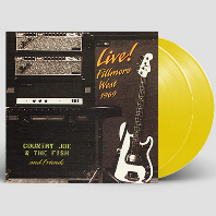 LIVE! FILLMORE WEST 1969 [50TH ANNIVERSARY] [YELLOW LP] [한정반]