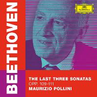 THE LAST PIANO SONATAS OPP.109-111/ MAURIZIO POLLINI [베토벤: 피아노 소나타 - 폴리니]